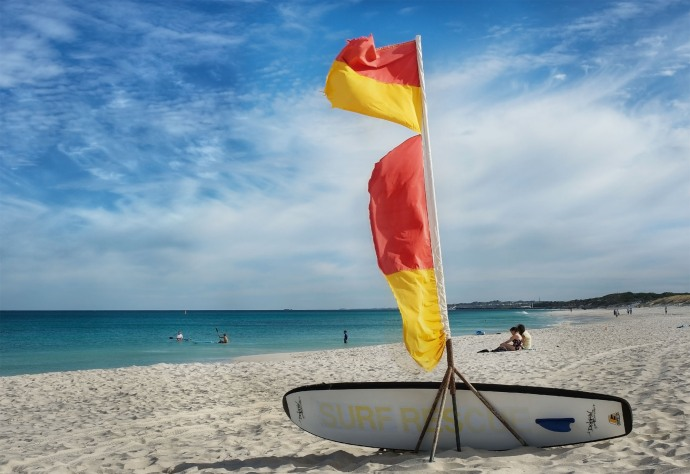 SLSC Mullaloo Beach