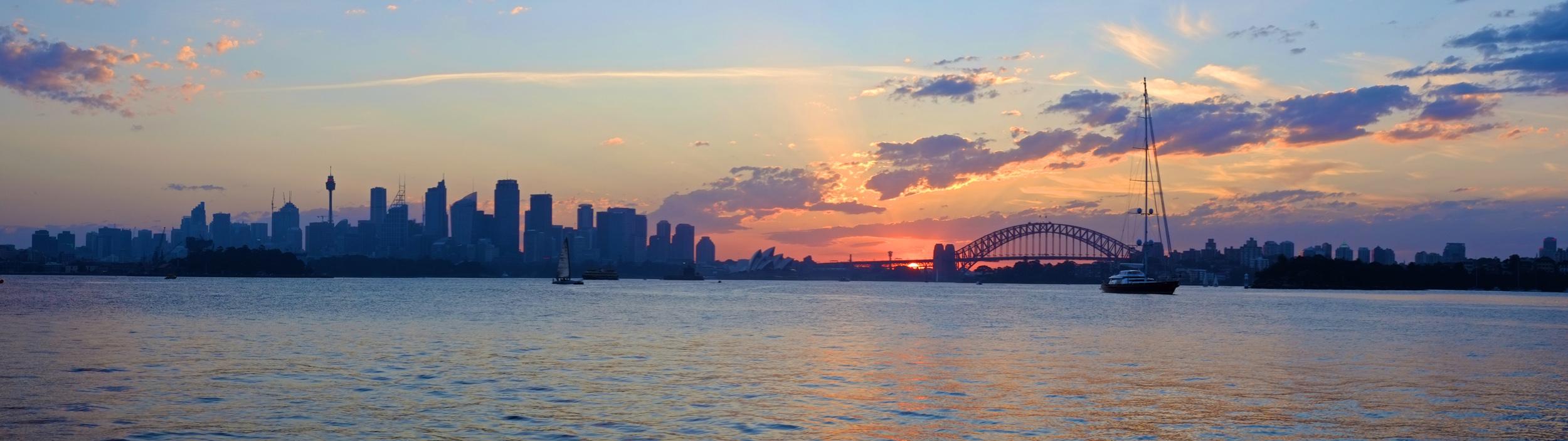 Fuji X-E1 Sydney Panoramic