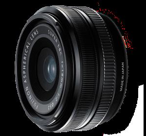 Fuji 18mm f2 Lens
