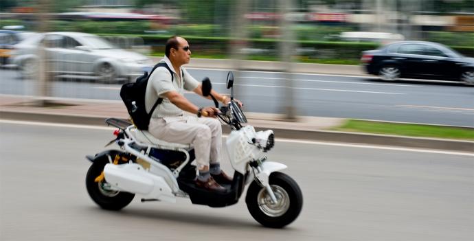 Beijing Harley
